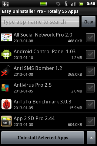 Easy Uninstaller Pro Apk