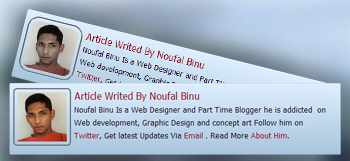 Multi Author Supportet 'About Author' Widget for Blogger