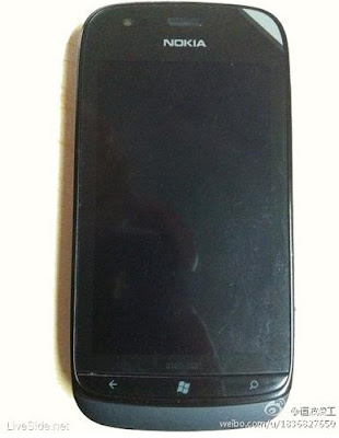 Nokia Lumia 719 windows phone picture leaked, coming in China March 28th
