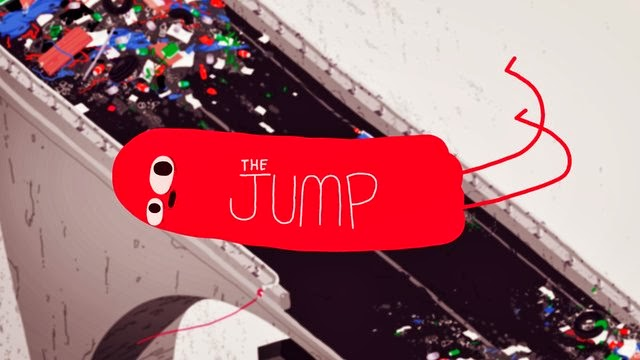 the jump animation vimeo