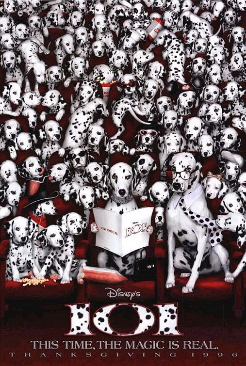 Quote To Remember 101 Dalmatians 1996