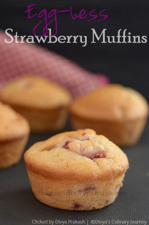 how to make muffins without eggs