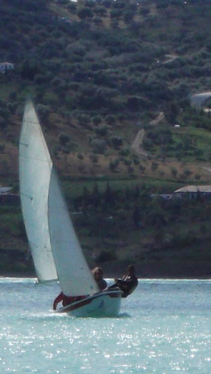 Navegando en viento fresco