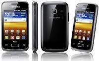 Samsung Galaxy Y Juni 2013