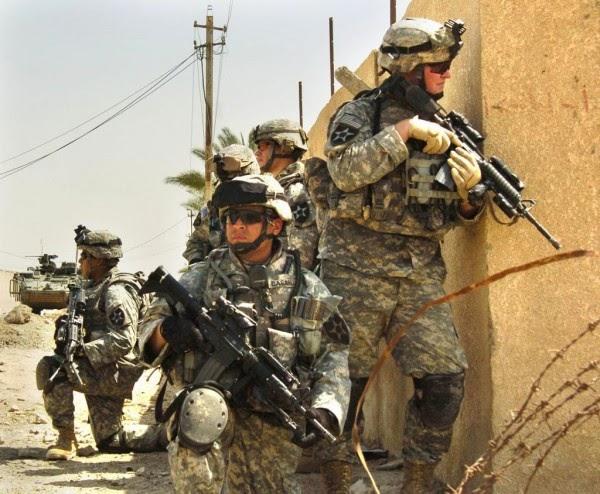 جنود امريكان في الصومال