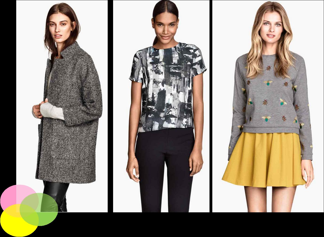 H&M lookbook 2015