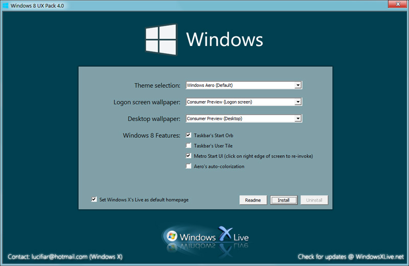 Windows seven transformation pack 4.0