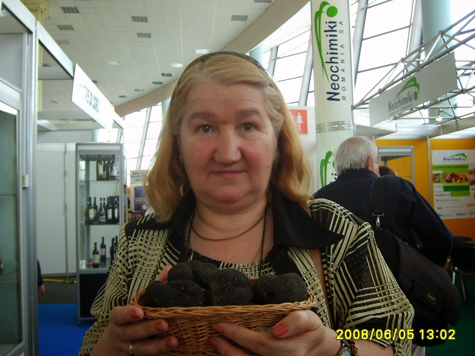 Totul despre ciuperci cu Dr. Ing. Ioana Tudor