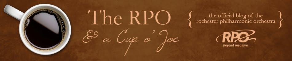 The RPO and a Cup o&#39; Joe