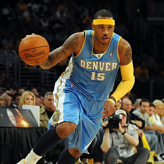Carmelo Anthony in NBA Trade Rumors. It looks like Carmelo Anthony of the