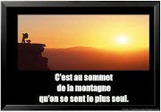 Citation image solitude, citation sur la solitude en image, photo citation .