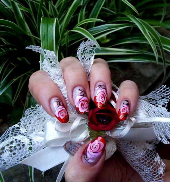 Nail Art Designs 2011: What To Do For Your Nail Art Designs?-Hot Nail Designs