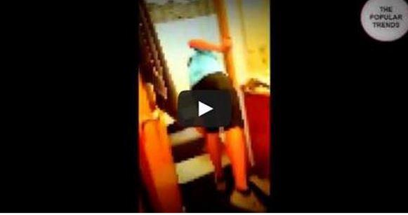 بالفيديو: حمل كاميرا هاتفه لمفاجأة زوجته فوجدها تخونه مع زميله