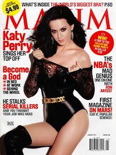 Katy Perry – Maxim Magazine For November 2008 Issue
