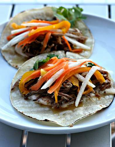 15 Recipes for Slow Cooker Pork Tacos from Food Bloggers (Slow Cooker ...