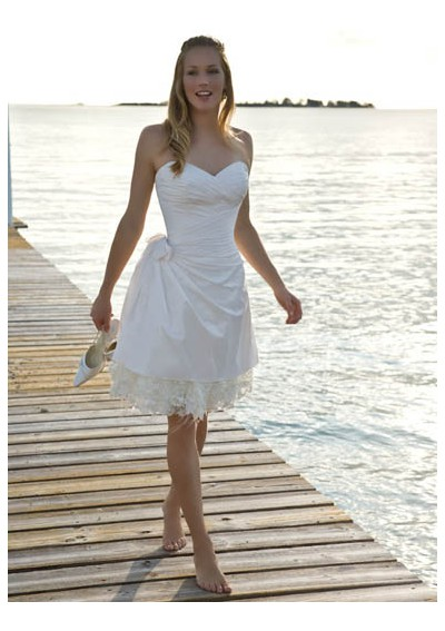 Hawaiian Beach Wedding Dresses - New Stylish Dresses