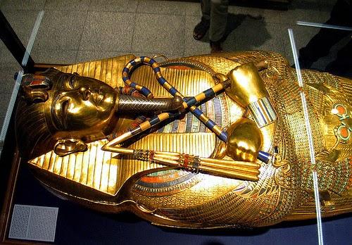 Benarkah Ada Kutukan Di Balik Makam Firaun