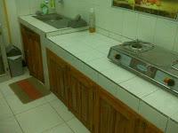 Pondok Putri-Dapur