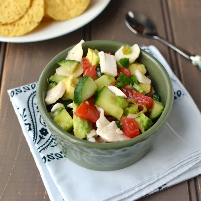 Coconut Ceviche (Vegan Recipe)