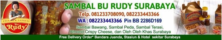 Sambal Bu Rudy | Telp. 0822 3344 3355