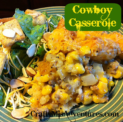 Cowboy Casserole