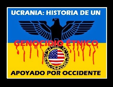 Documental: Ucrania la historia de un genocidio apoyado por occidente