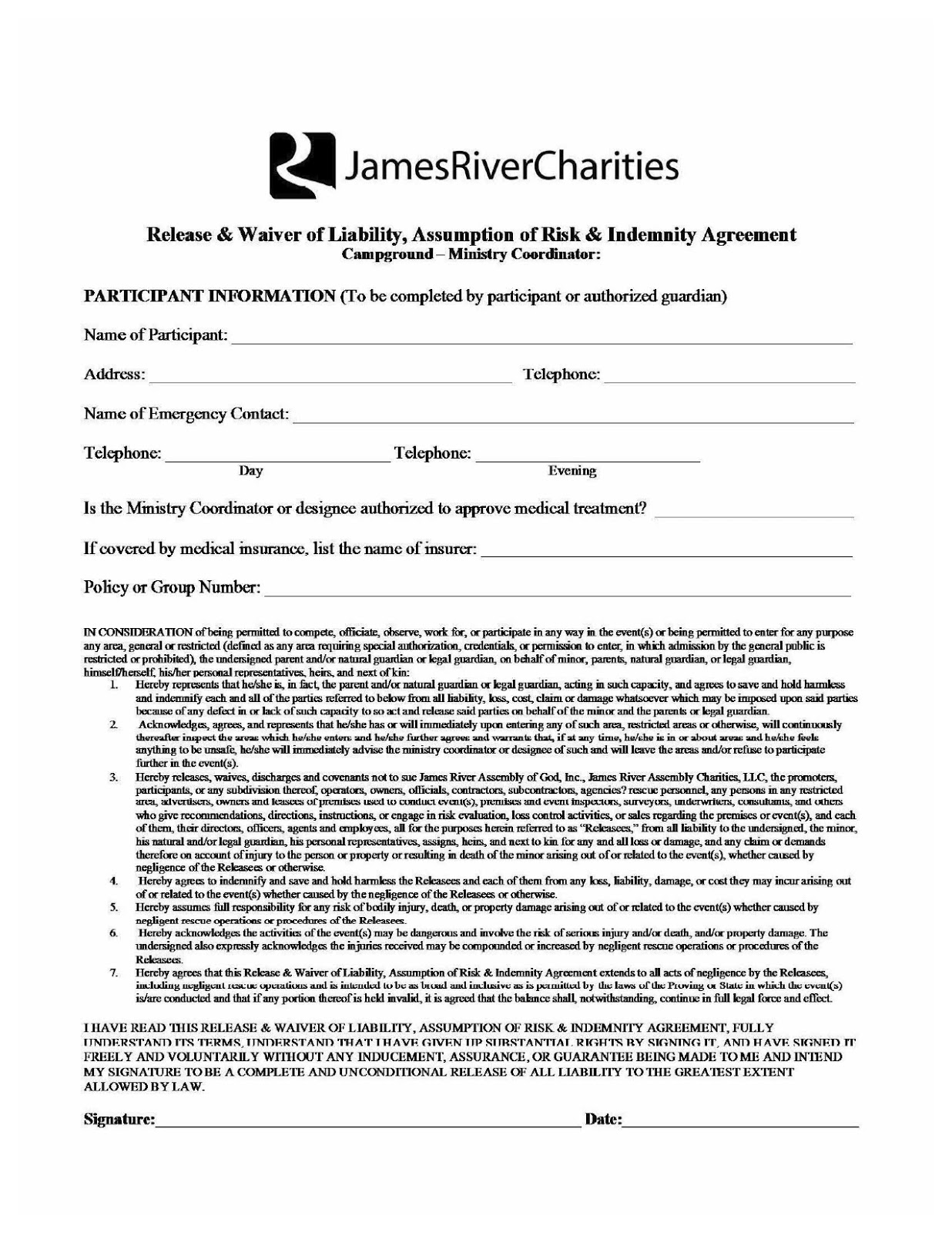 rbcparents: We Need Your Medical & Travel Consent Forms!