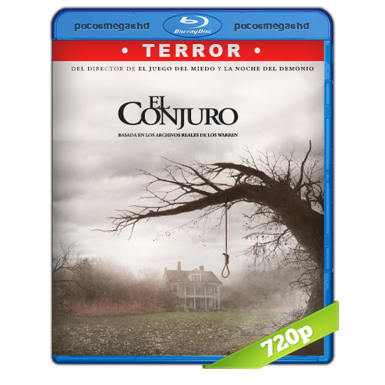 El Conjuro (The Conjuring) (2013) BRRip 720p Audio Dual Latino 5.1/Ingles (peliculas hd )