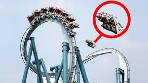 10 acidentes que aconteceram em Parques de diversão
