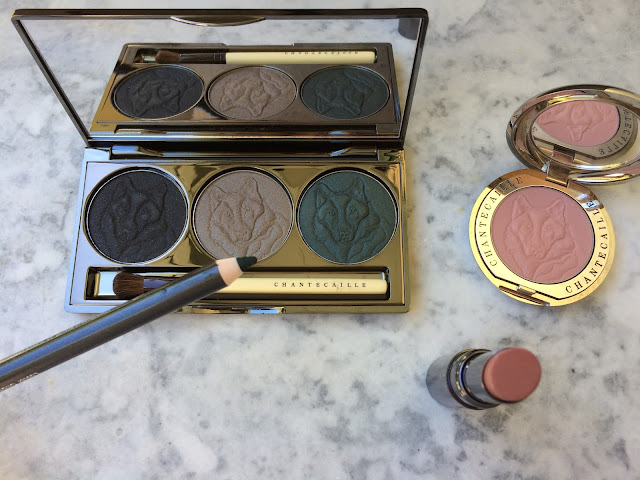 Chantecaille Fall 2015 swatches + review