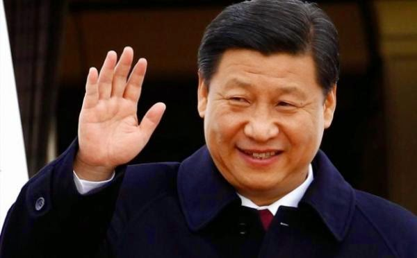 Chinese President Xi Jinping to visit Sri Lanka