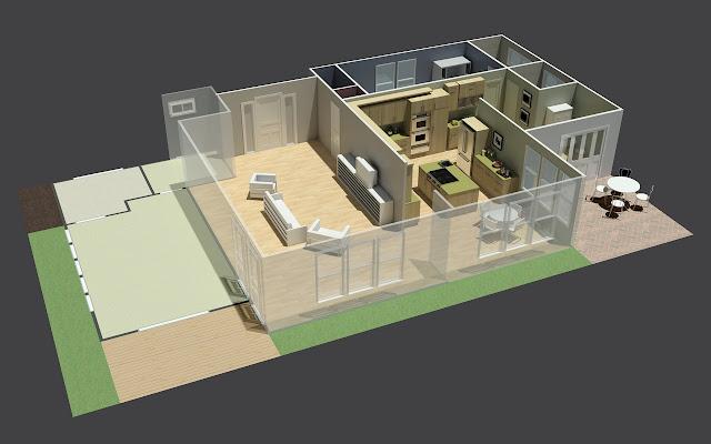 A minha alegre casinha autodesk homestyler para chrome for Disenar casa online con autodesk homestyler