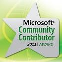 MCC 2011 Award