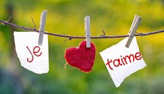 Message d'amour 57 Je t'aime