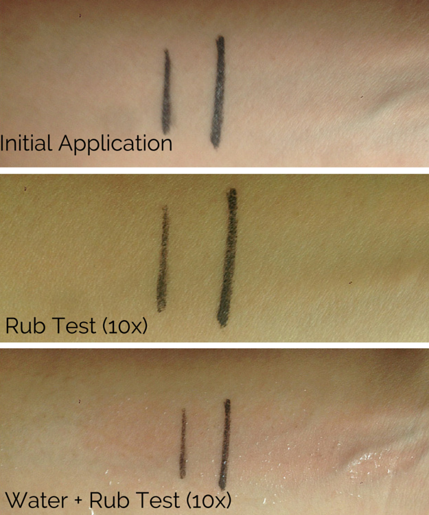 K-Palette Real Lasting Eyeliner 24H Waterproof Micro 1 Day Tattoo Review