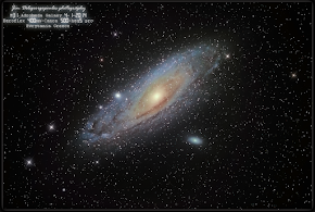 M31 adromeda galaxy