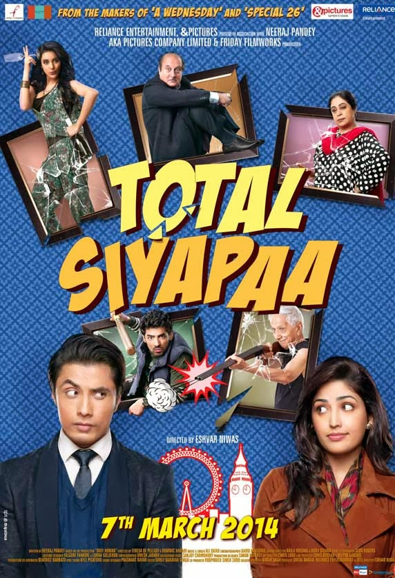 Total Siyapaa 2014 Scam 600mb Download Watch Online