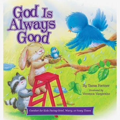God Is Always Good {Kids' Book} | #sponsored #kidsbooks #tommymommy