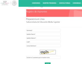 Convocatoria sistema becas Prepa en Línea 2014-2015, requisitos inscripción al programa de Prepa en Línea de la SEP