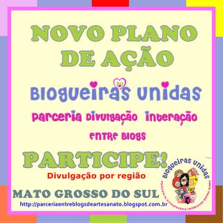 BU- DIVULGAÇÃO POR REGIÃO