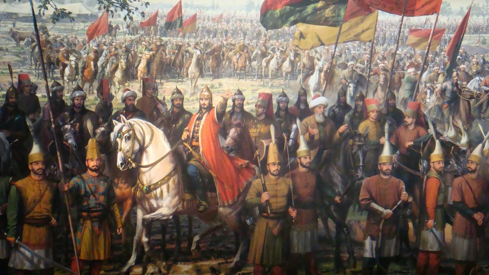 Kisah Kekuatan Islam Di Turki Dan Kebangkitannya