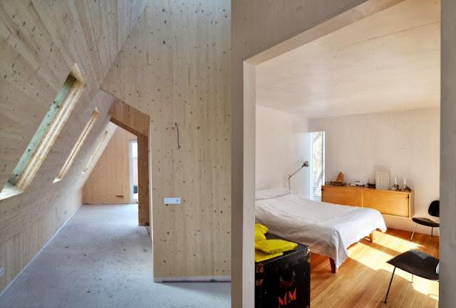 Autoconstruccion Construir Con Madera Paneles Contralaminados - Panelado-madera