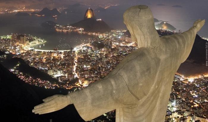 Birds Eye View of Rio de Janeiro Bird's Eye View | Rio de