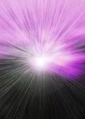 Gümüş Mor Alev Enerjisi