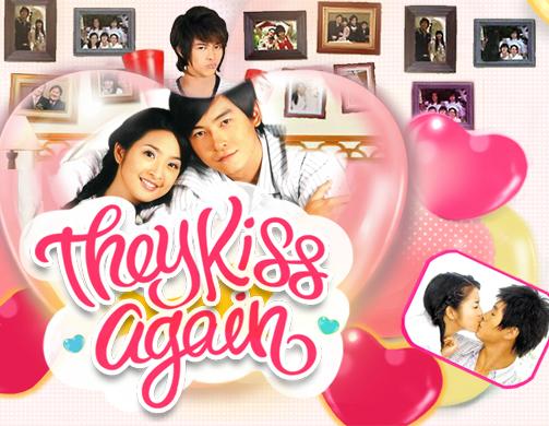 they kiss again tw drama