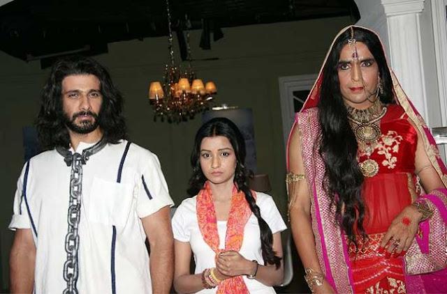 Chhavi Pandey in Ek Boond Ishq on Tv Show Life Ok