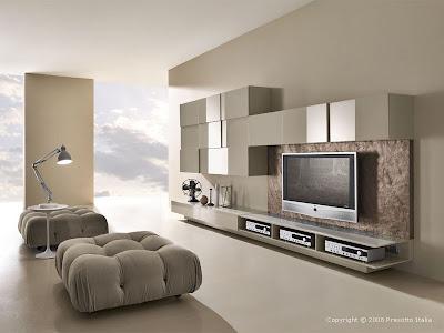 Modern Living Room 8