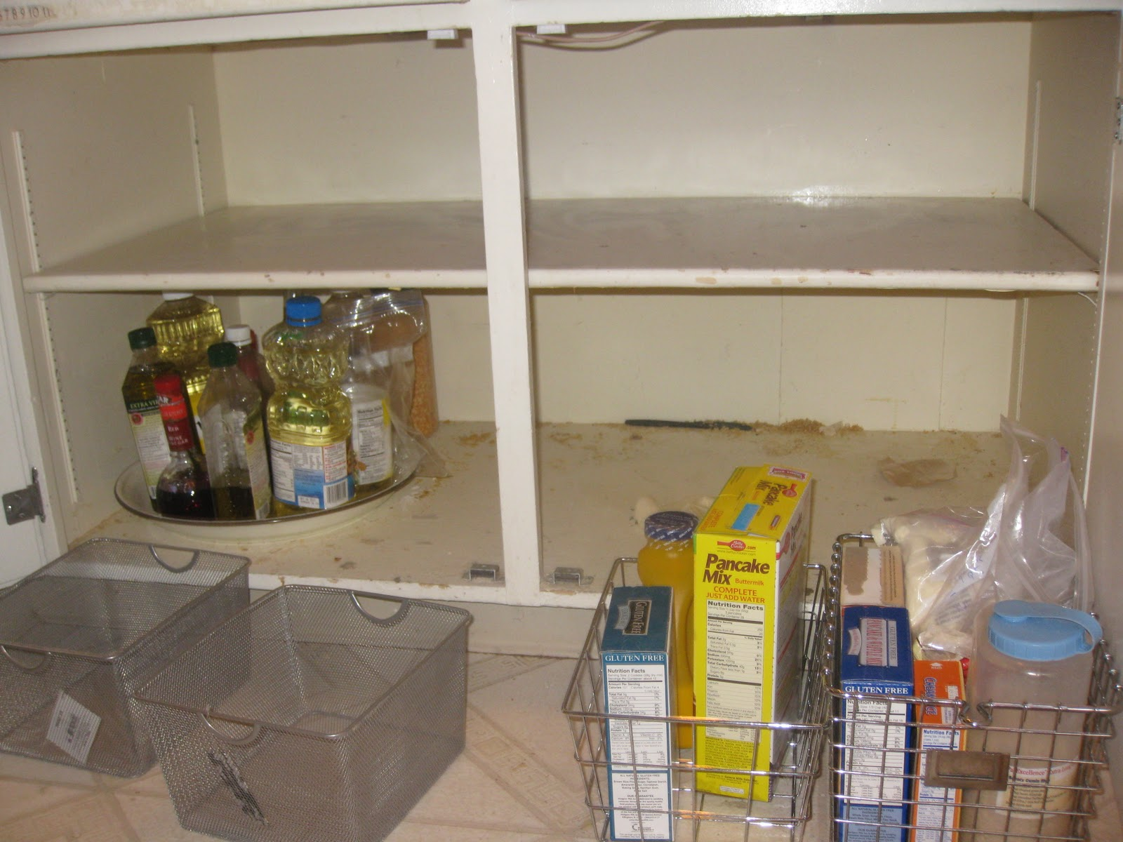 DIY Pull Out Cupboard Drawers Creatively Living Blog