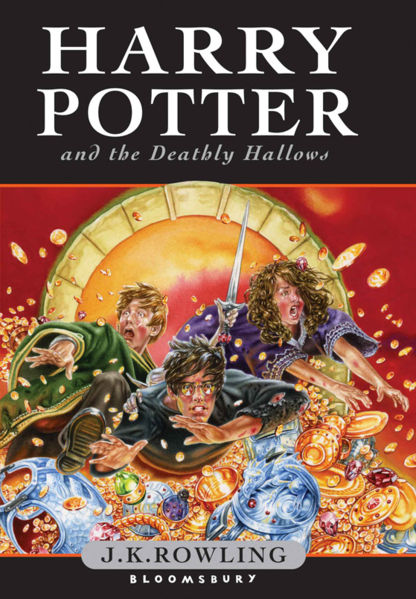 harry potter books series. Series: Harry Potter, Book