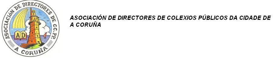 ASOCIACIÓN DE DIRECTORES DE A CORUÑA